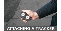 How to attach tracker