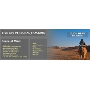 Personal Trackers